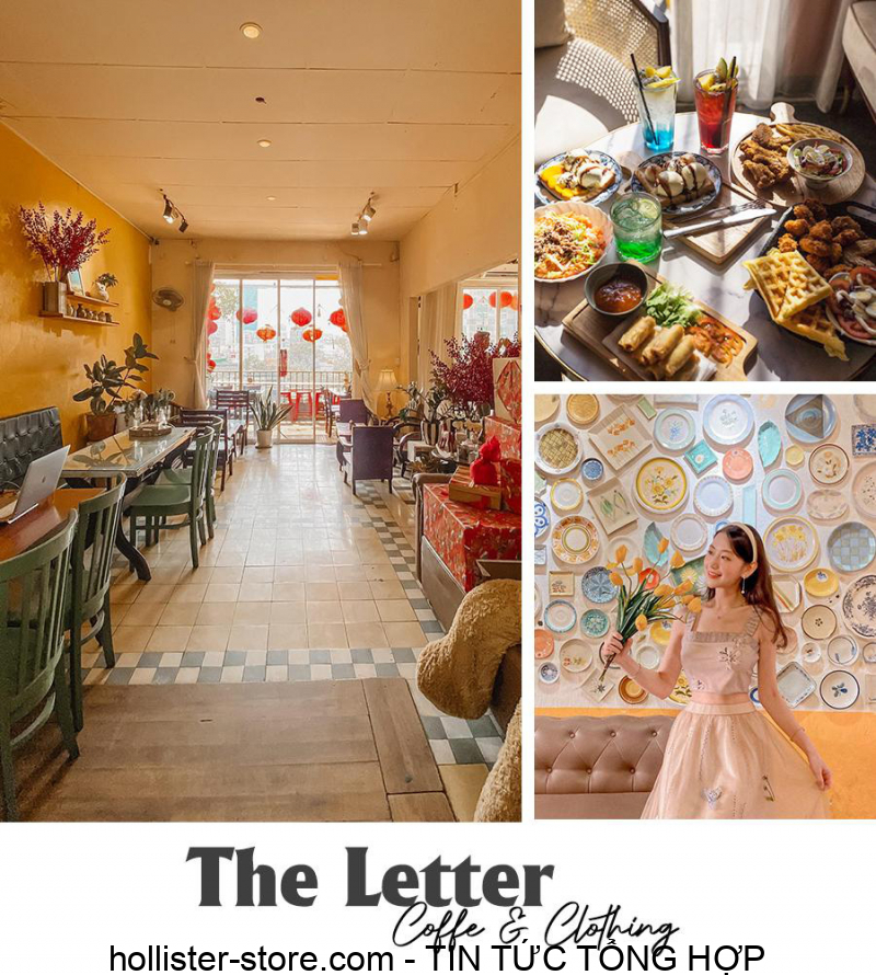 The Letter Coffee - Indochine